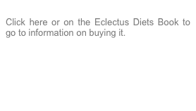 Click here or on the Eclectus Diets Book to go to information on buying it.